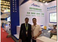 2016年7月公司参加上海铝工业展